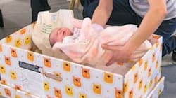 Baby Boxes Arrive In Nunavut To Combat Infant