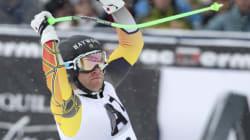 Slalom raté pour le skieur Robbie Dixon: finie, la Coupe du