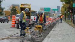 Montréal, ville des chantiers pour encore dix