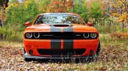 Essai routier Dodge Challenger SRT 392 2016 : pur