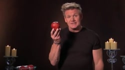 Gordon Ramsay Really Hates It When People Give Out Apples On