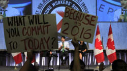 Trudeau Protest A 'Turning Point' For Restless