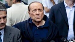 A 40 giorni dal referendum prima volta di Berlusconi con