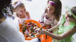Plus d'enfants à votre porte à l'Halloween, selon Statistique
