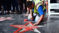 Arrestation de l'homme qui a vandalisé l'étoile de Trump à