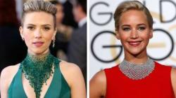 Jennifer Lawrence et Scarlett Johansson joueront le même