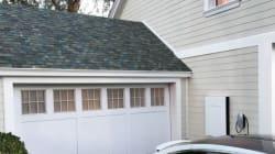 Tesla dévoile des toits solaires pour une maison