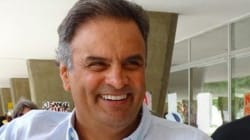 'Brasil será tomado por onda azul', diz Aécio Neves sobre