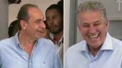 Kalil diz que eleição fez dele 'um cara diferente'. Leite diz que BH vive 'momento mais