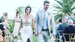 Michael Phelps Tied The Knot On The