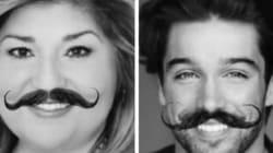 Des personnalités québécoises porteront la moustache pour une bonne