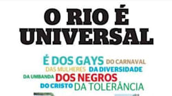 'Rio é universal': Jornal Extra desafia Marcelo Crivella a respeitar a