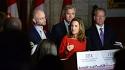 CETA Sends Clear Message To World: Trade
