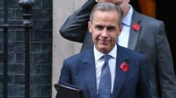Mark Carney restera à la tête de la Banque d'Angleterre jusqu'en