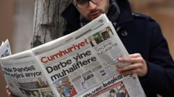 Turquie: les colonnes des journalistes arrêtés restent vides