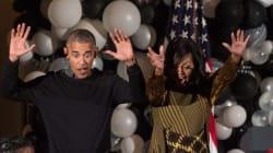ASSISTA: Obama e Michelle ARRASARAM dançando Thriller na Casa