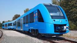In Germania il primo treno a emissioni zero che emette solo