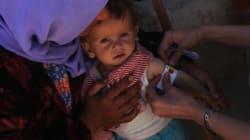 Alep: le quotidien de ces enfants dont la vie est en