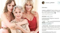 Melanie Griffith Shares 3 Generation Photo Of Hollywood