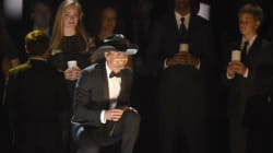 Students Join Tim McGraw's CMA Performance For Moving
