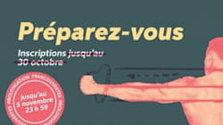 Inscription aux Francouvertes: vite encore trois
