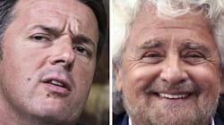 Grillo snobba Renzi: