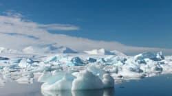 Une tonne d'émissions de CO2, trois mètres carré de glace arctique