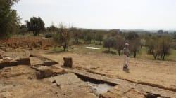 Trovata la cavea di un teatro d'età ellenistica alla Valle dei