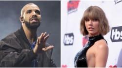 Une photo relance les rumeurs entre Drake et Taylor