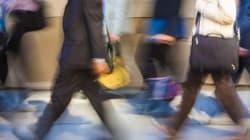 L'économie a accueilli 44 000 nouveaux employés en octobre, tous à temps