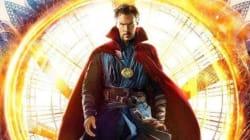«Doctor Strange» prend la tête du