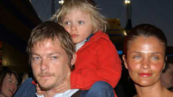 Norman Reedus' Teen Son Looks Just Like His Supermodel