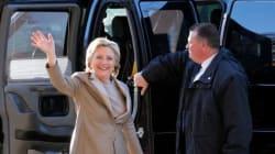 Hillary Clinton, candidate démocrate à la présidentielle, a voté à New