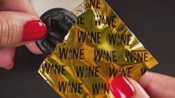 Ce «condom pour le vin» sauvera vos bouteilles non