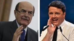 Bersani contro Renzi: