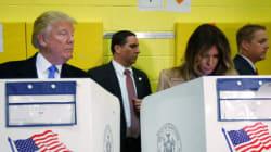 Cette photo virale de Trump n'est pas aussi compromettante qu'il n'y