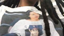 Bad Gal Rihanna Endorses Nasty Woman With A Very Meta