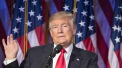 Donald Trump, l'agente del cambiamento che ha vinto giurando di porre fine ai