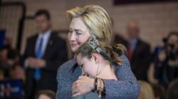 女性大統領は実現しなかったけど......。クリントン氏から女性へ、前向きなメッセージ