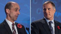 Bernier et Blaney croisent le fer sur la gestion de