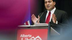Alberta Liberals Clash With Bob Rae Over