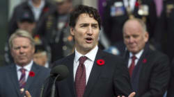 Trudeau Re-Opens Veterans Office Closed By