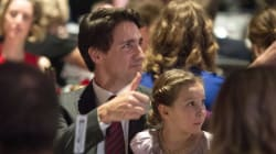 Trudeau Asked What He Told Daughter About Trump's