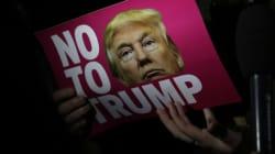 Presidente Donald Trump e os descontentes com a