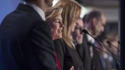 Français: «aucune pitié» pour les candidats à la chefferie du
