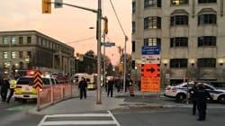 Effondrement du revêtement du tunnel du train léger à Ottawa: trois personnes