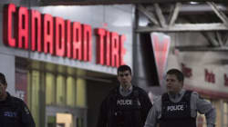 Vancouver Robbery Suspect Stabs Police Officer Before Being