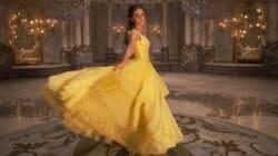 Lindo e complicado: O vestido de Bela deu a maior dor de cabeça em Emma