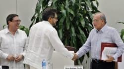 Governo e Farc siglano nuovo accordo di pace in
