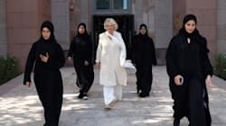 The Duchess Of Cornwall's All-Female Security Team Is